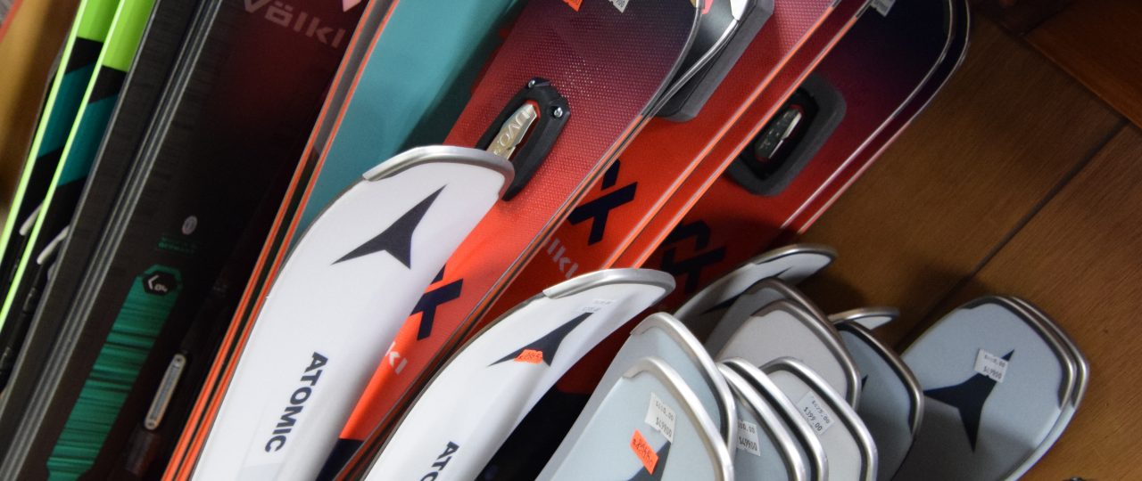 Hate Renting Skis or a Board each time you go?